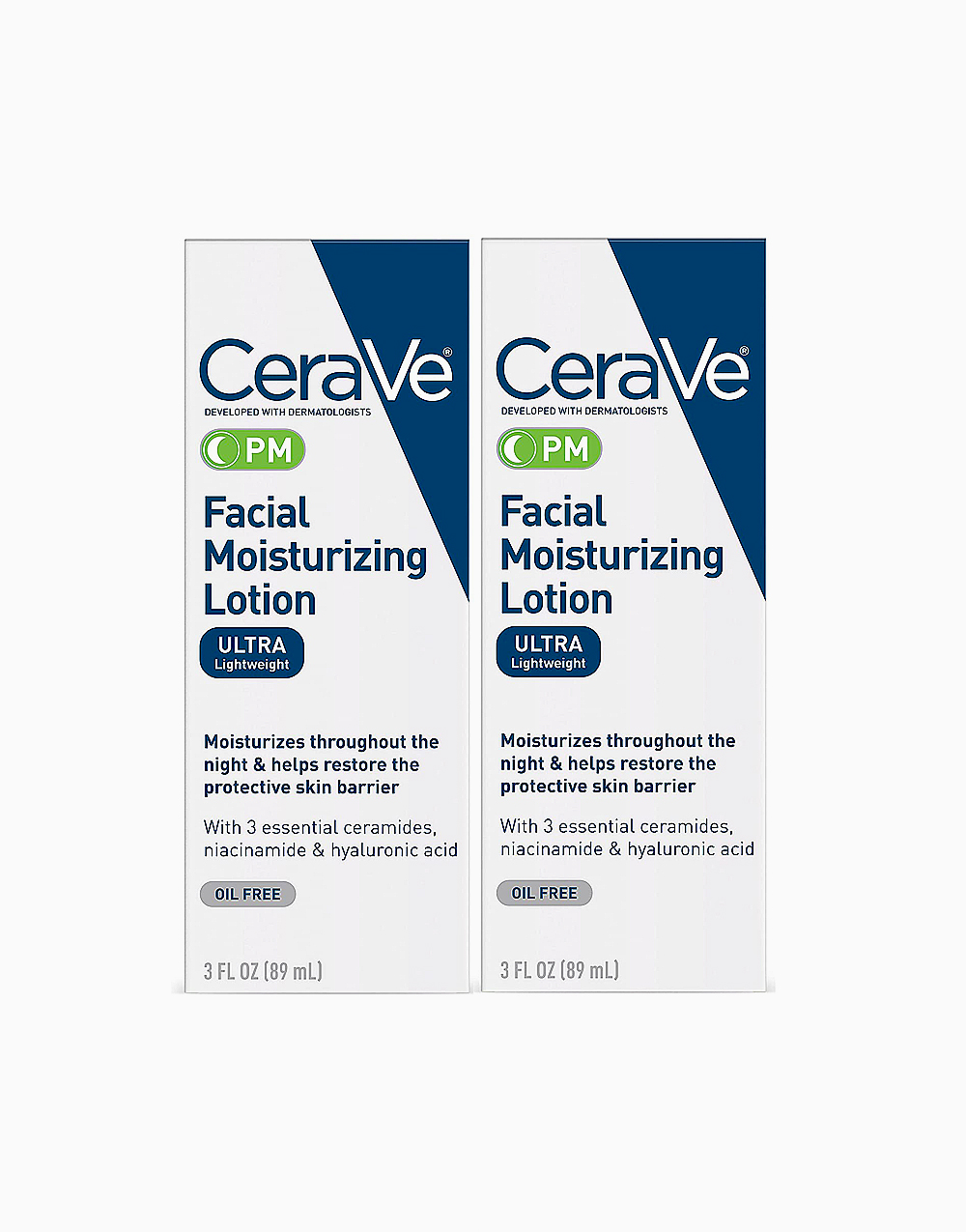 PM Facial Moisturizing Lotion (89ml) by CeraVe