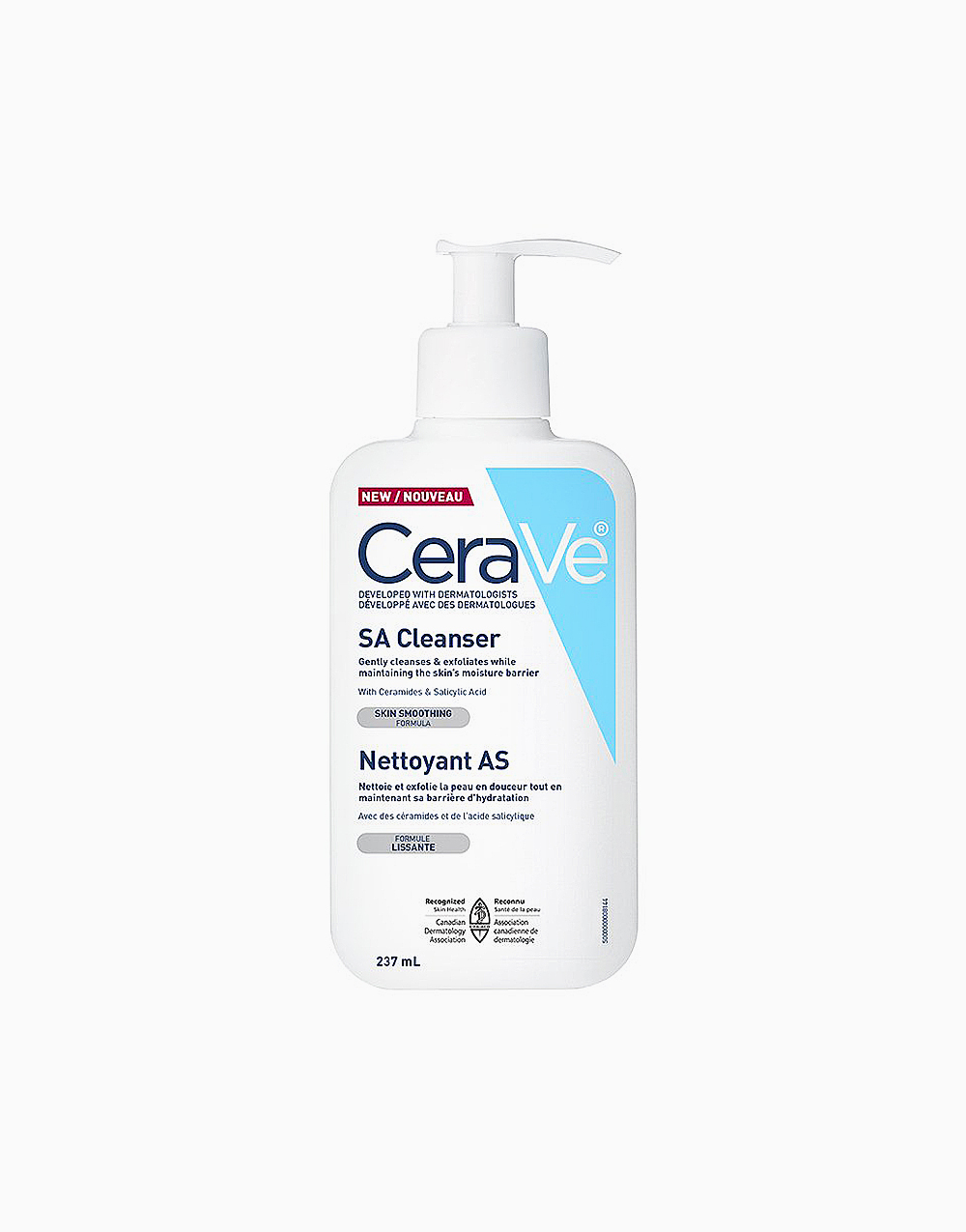 Renewing SA Face Cleanser (237ml) by CeraVe