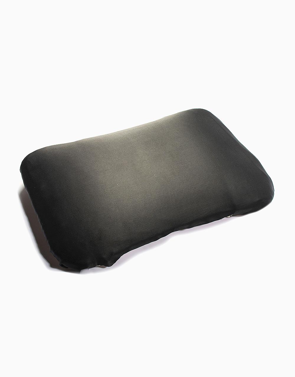 Anti-Wrinkle Silk Pillowcase by The Facialist | Black