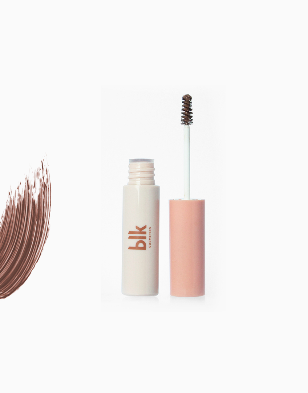 Brow Mascara by BLK Cosmetics   Taupe