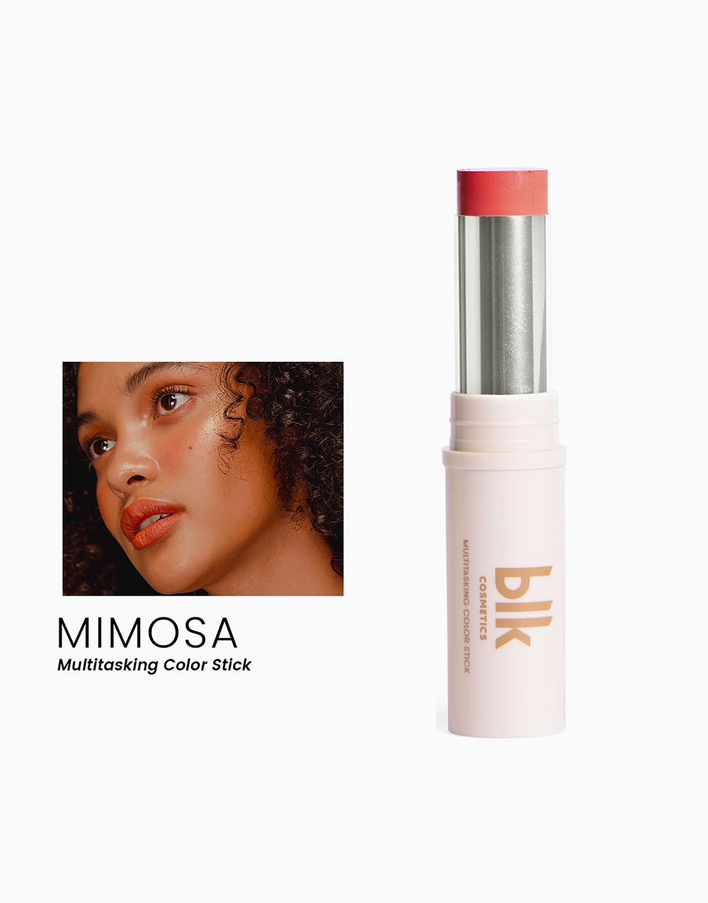 Multitasking Color Stick by BLK Cosmetics   Mimosa
