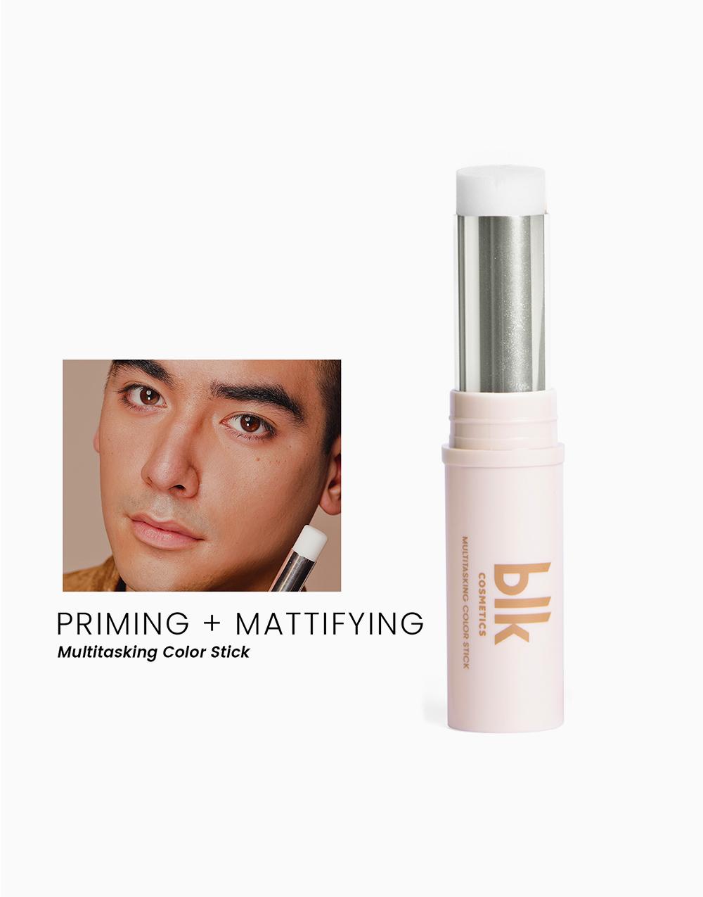 Multitasking Color Stick Priming + Mattifying Stick by BLK Cosmetics