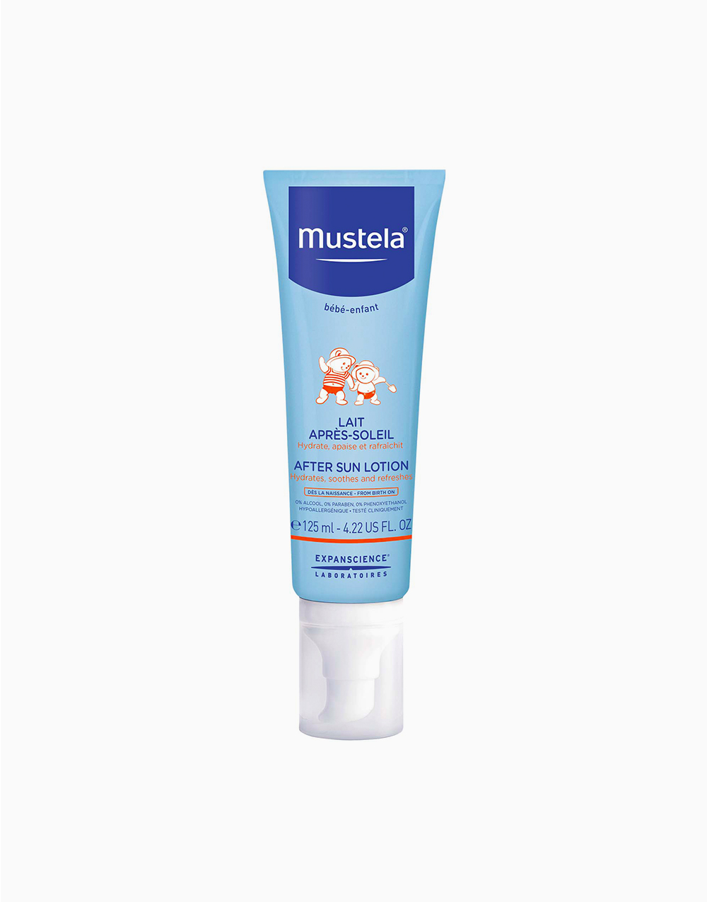 After Sun Lotion (125ml) by Mustela
