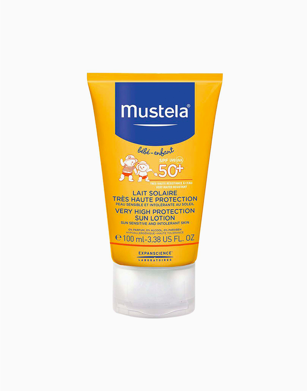 Very High Protection Sun Lotion (100ml) by Mustela