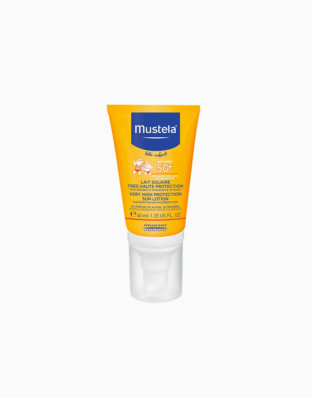 Very High Protection Sun Lotion (40ml) by Mustela