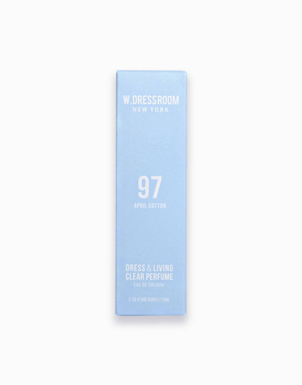 Dress & Living Clear Perfume No. 97 (April Cotton) by W.Dressroom