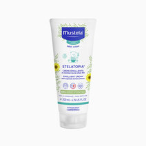 Mustela 34   stelatopia emollient cream 200ml 2020