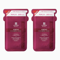 Mediu Amino Clearing Mask (Set of 2) by Leaders InSolution