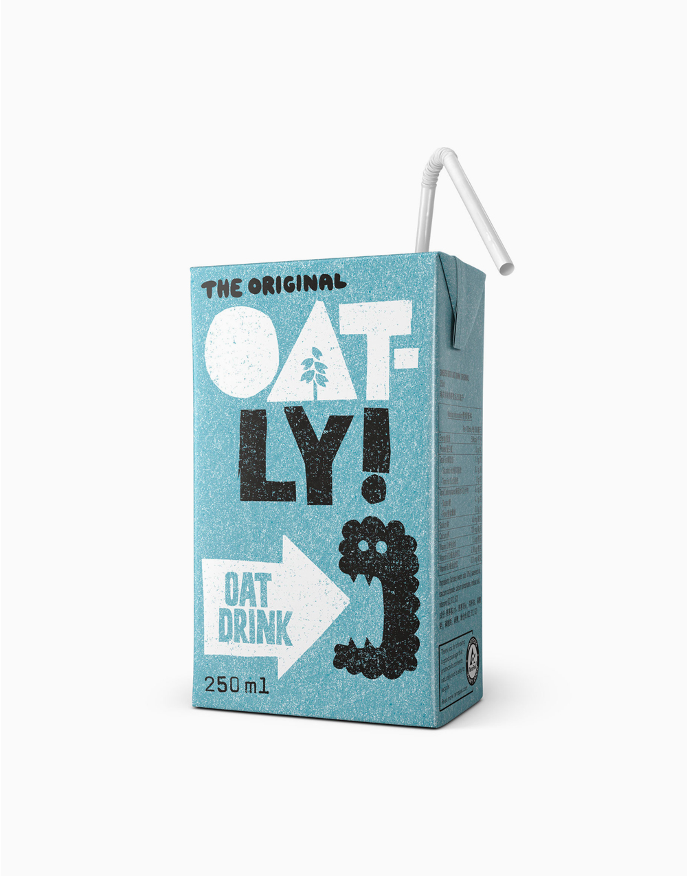 Oat Drink Original (250ml) by Oatly