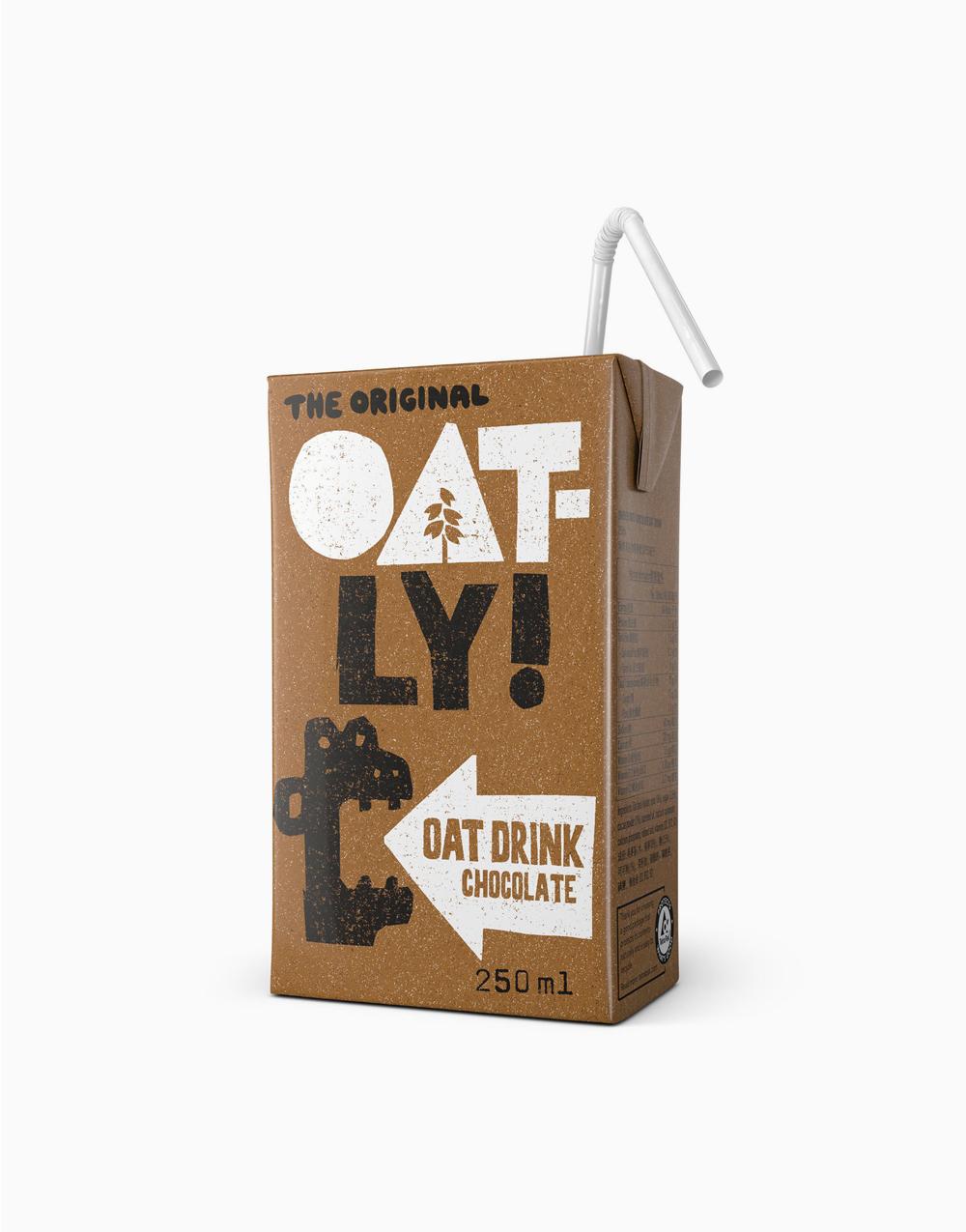 Oat Drink Chocolate (250ml) by Oatly