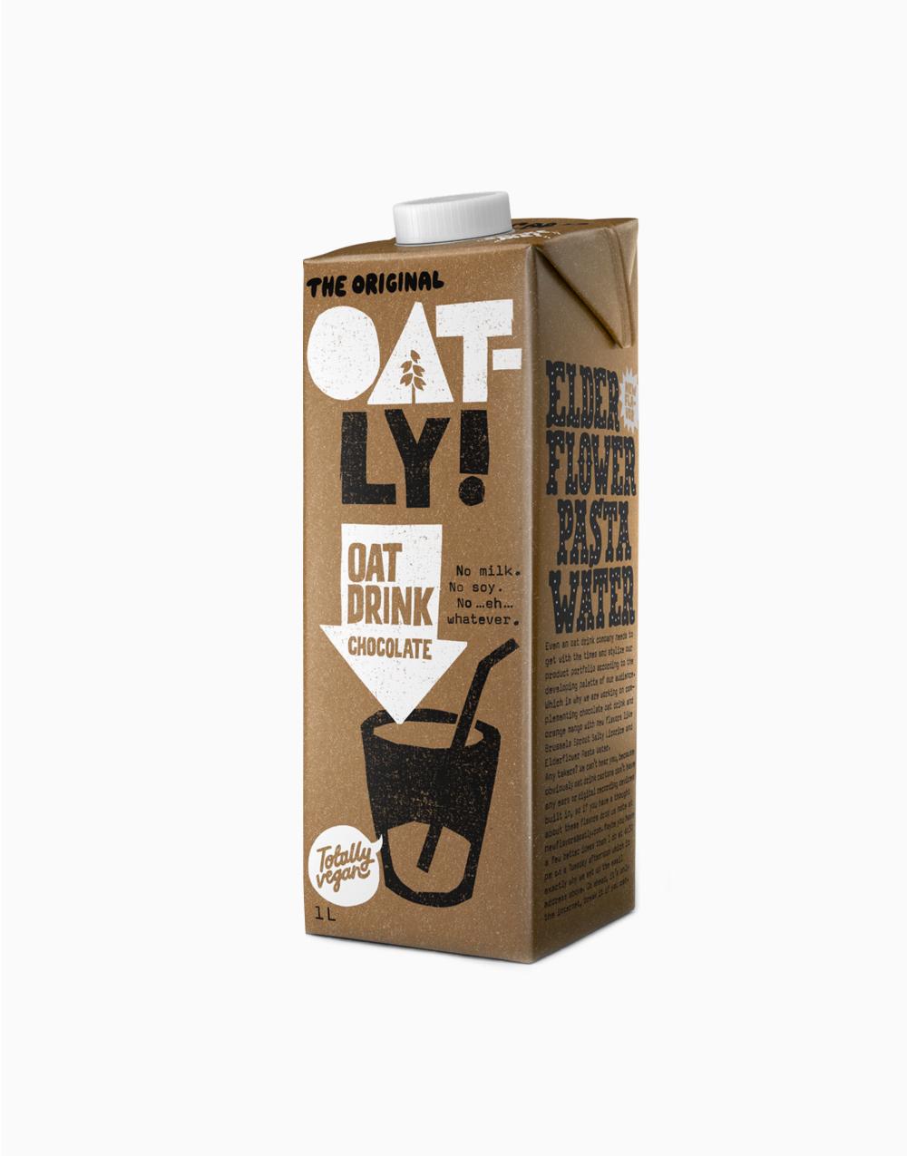 Oat Drink Chocolate (1L) by Oatly