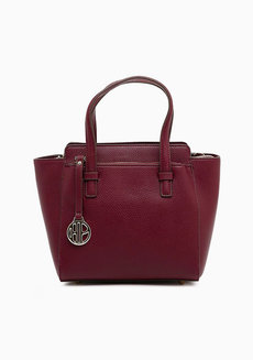 Satchy Satchel (Plum) by Hush Puppies