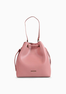 Coty Bucket Light Pink by Hush Puppies