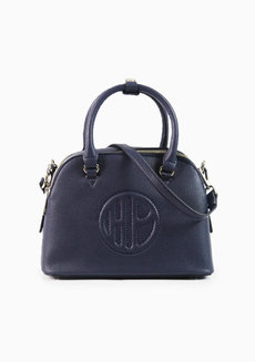 Grate Top Handle (Navy) by Hush Puppies