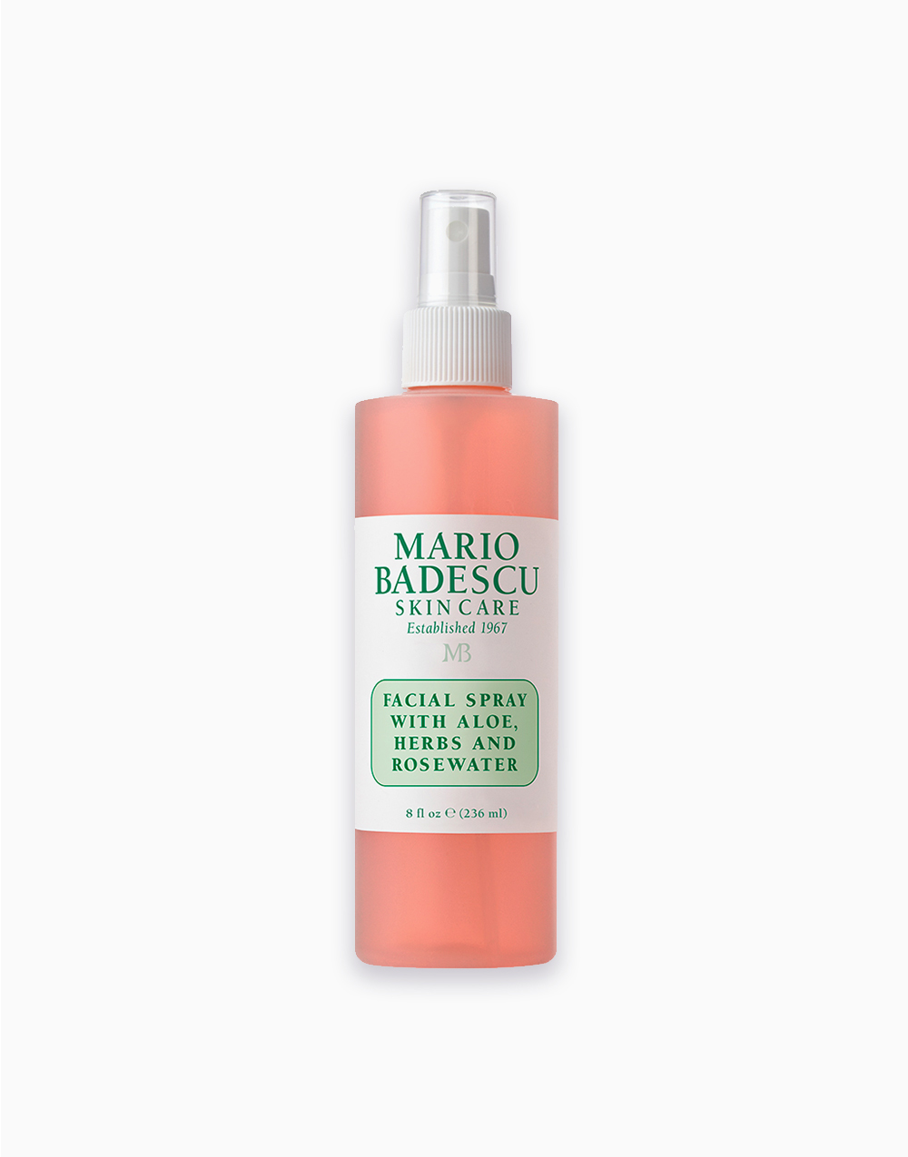 Facial Spray With Aloe, Herbs, and Rosewater (8oz) by Mario Badescu