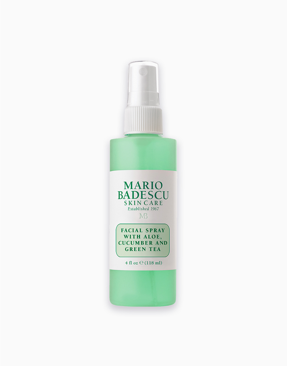 Facial Spray With Aloe, Cucumber, and Green Tea (4oz) by Mario Badescu