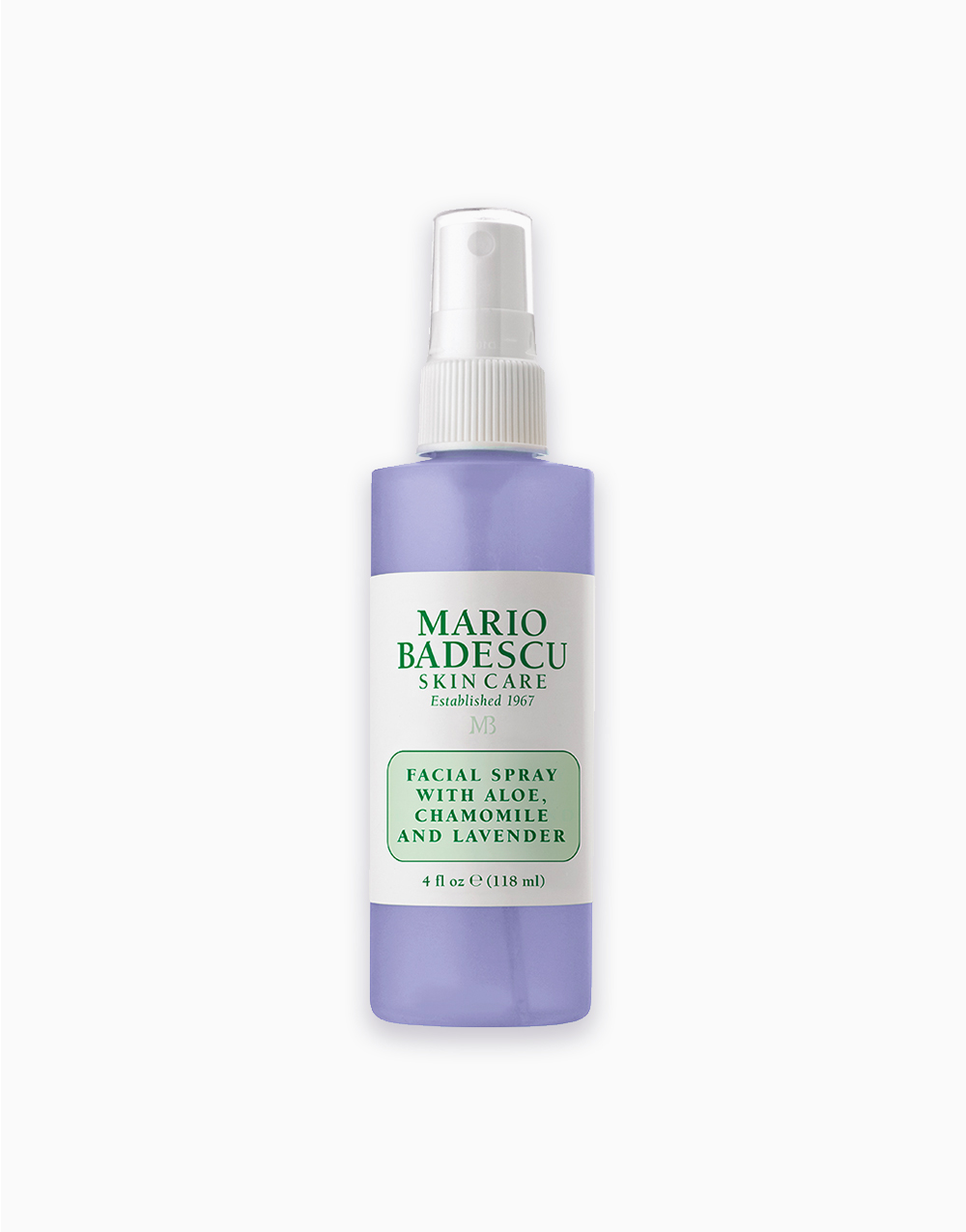 Facial Spray with Aloe, Chamomile and Lavender (4oz) by Mario Badescu