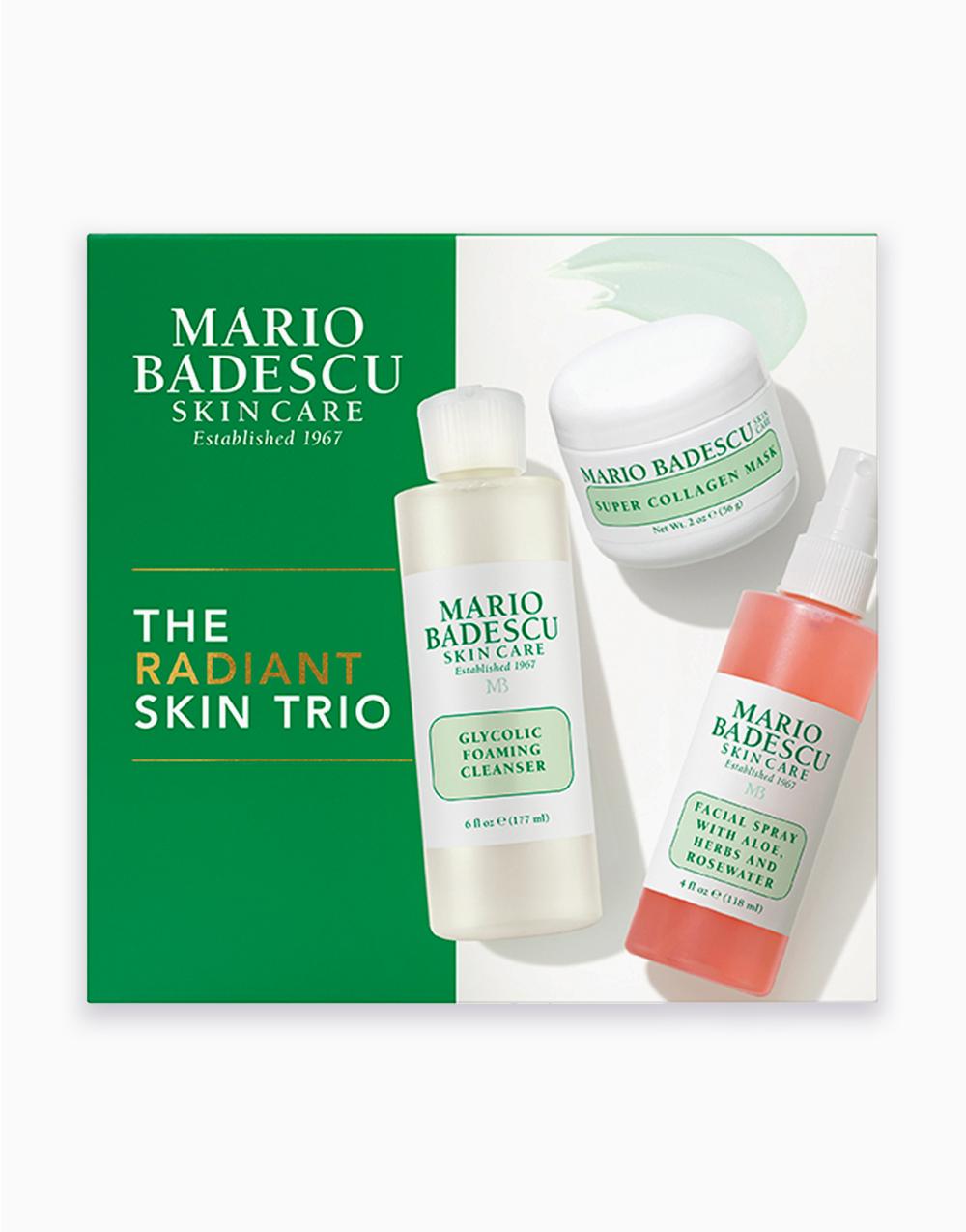 The Radiant Skin Trio by Mario Badescu