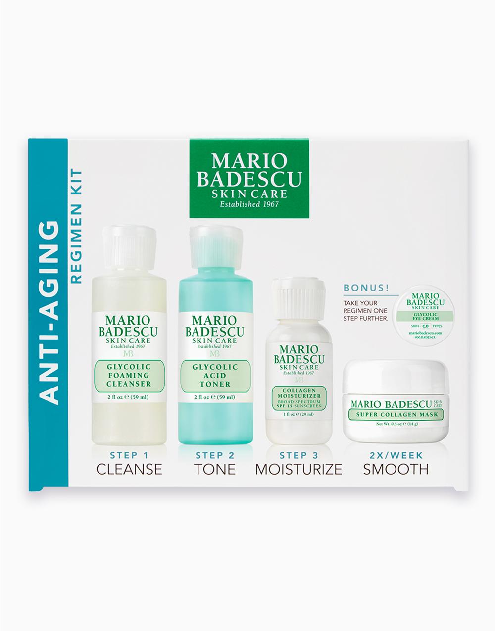 Anti-Aging Kit by Mario Badescu