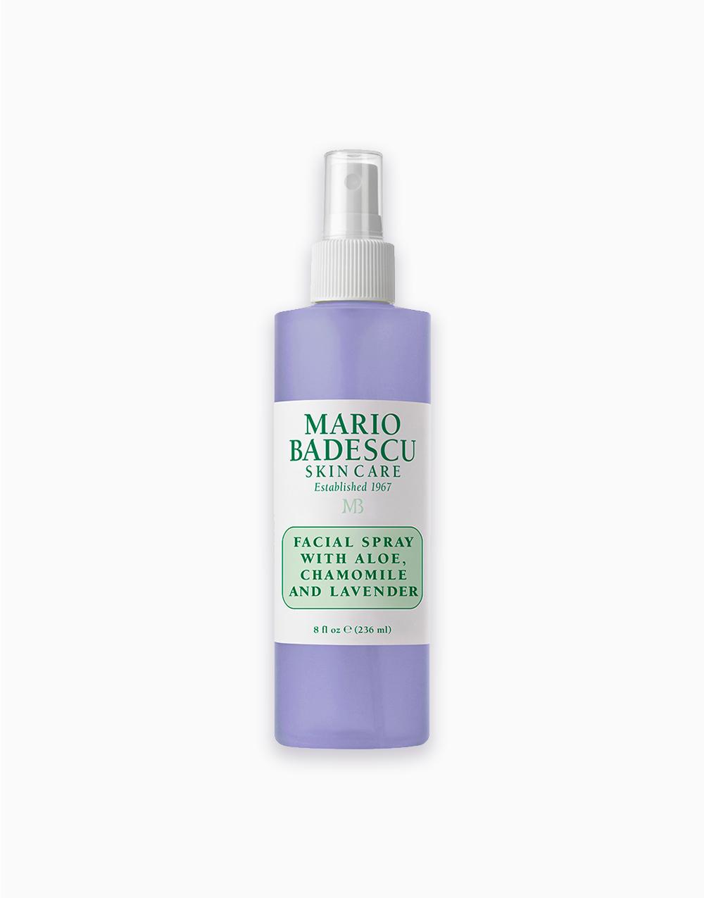 Facial Spray with Aloe, Chamomile and Lavender (8oz) by Mario Badescu