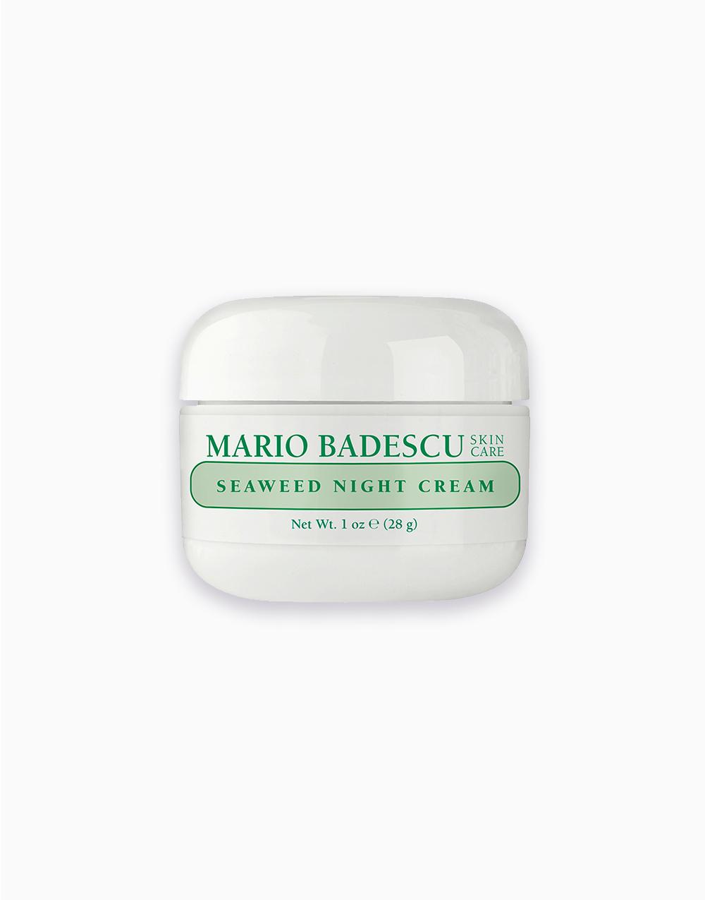 Seaweed Night Cream (1oz) by Mario Badescu