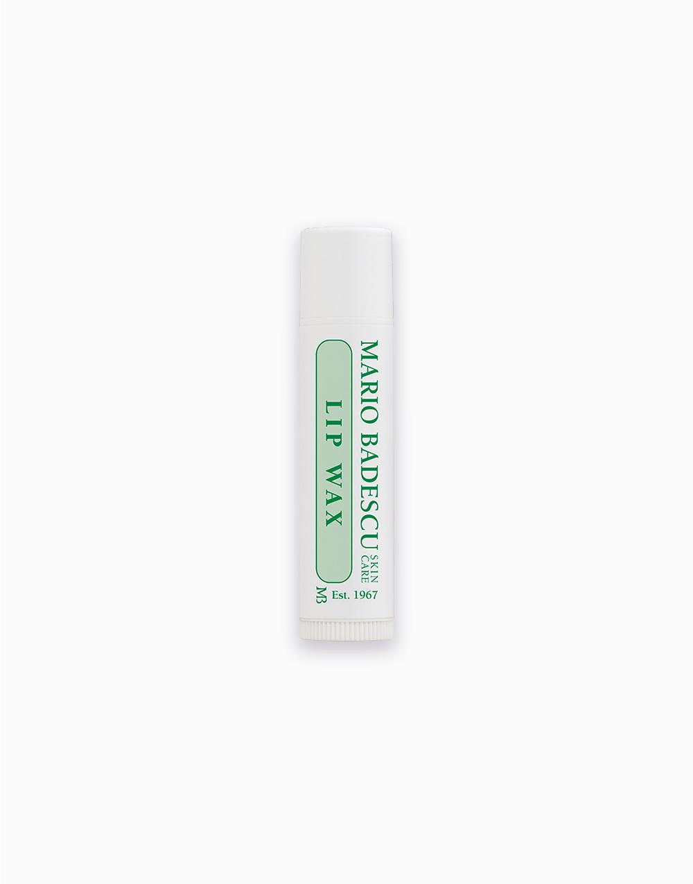 Lip Wax Vanilla (Stick) (15oz) by Mario Badescu