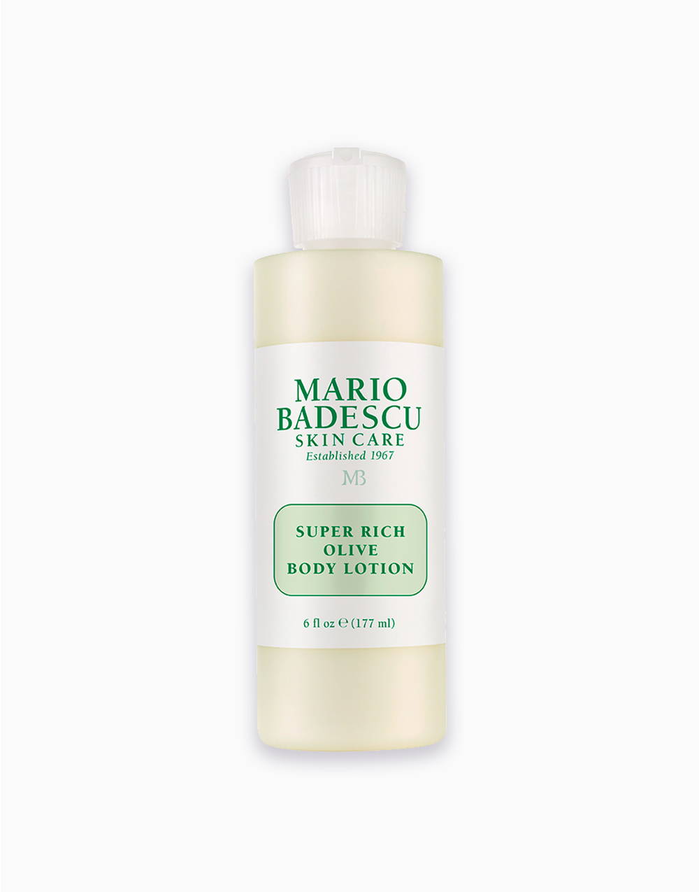 Super Rich Olive Body Lotion (6oz) by Mario Badescu