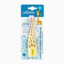 Infant-to-Toddler Giraffe Toothbrush by Dr. Brown's