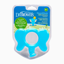 Dr brown teether fleexees friends elephant blue 2