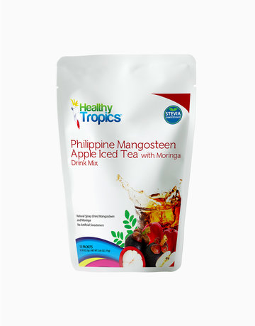 Mangosteen Apple Iced Tea by Healthy Tropics
