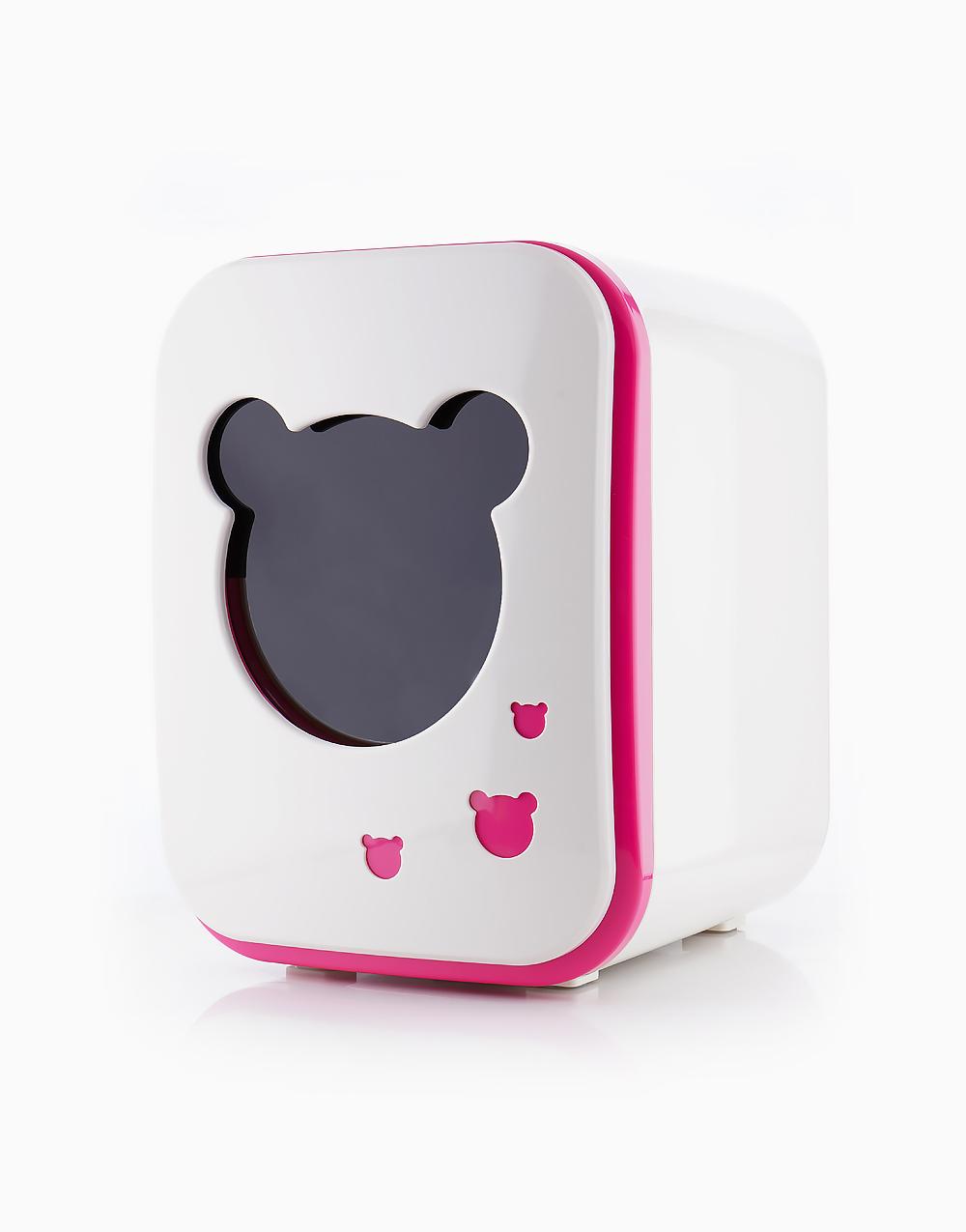 UV Sterilizer and Dryer in Barbie Pink by UVi Buddy