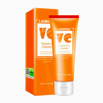 Vitamin C Facial Cleanser by Lanbena