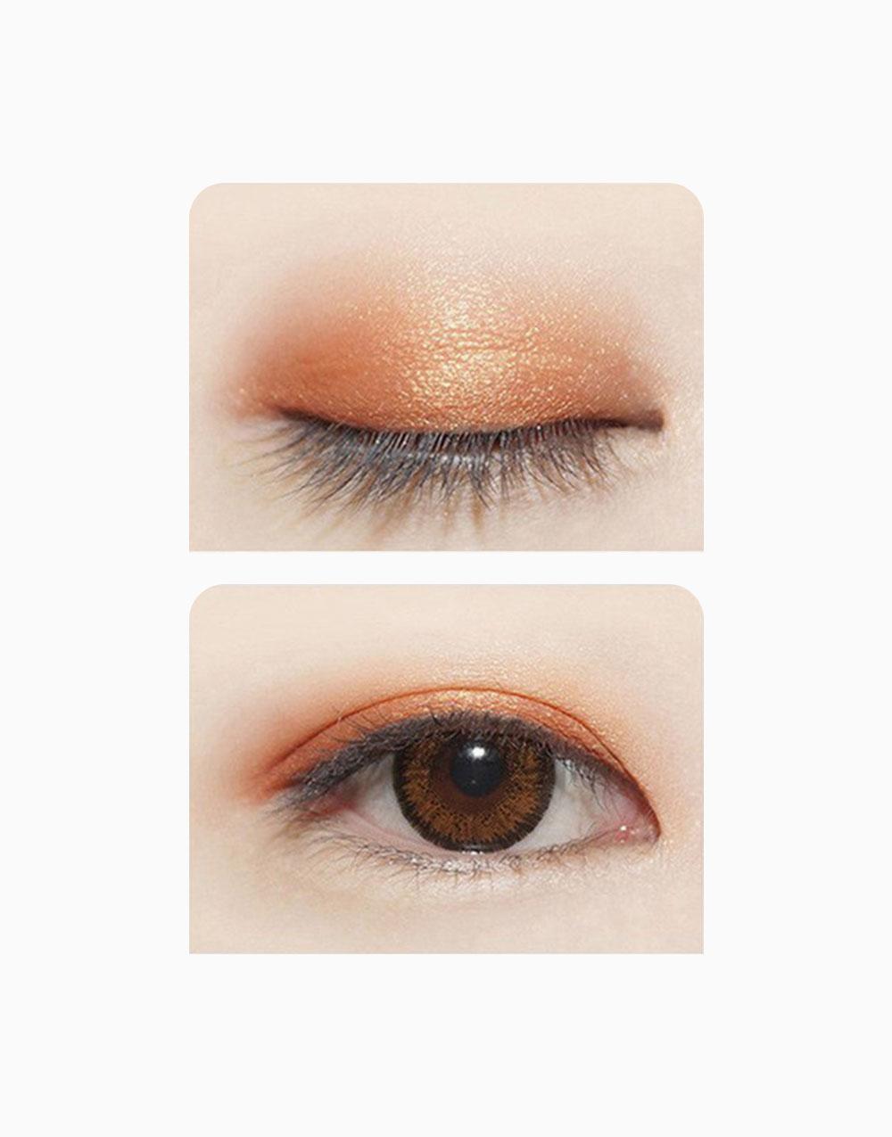 Two Tone Eyeshadow Stick by Novo Cosmetics | #5 Beige / Coral