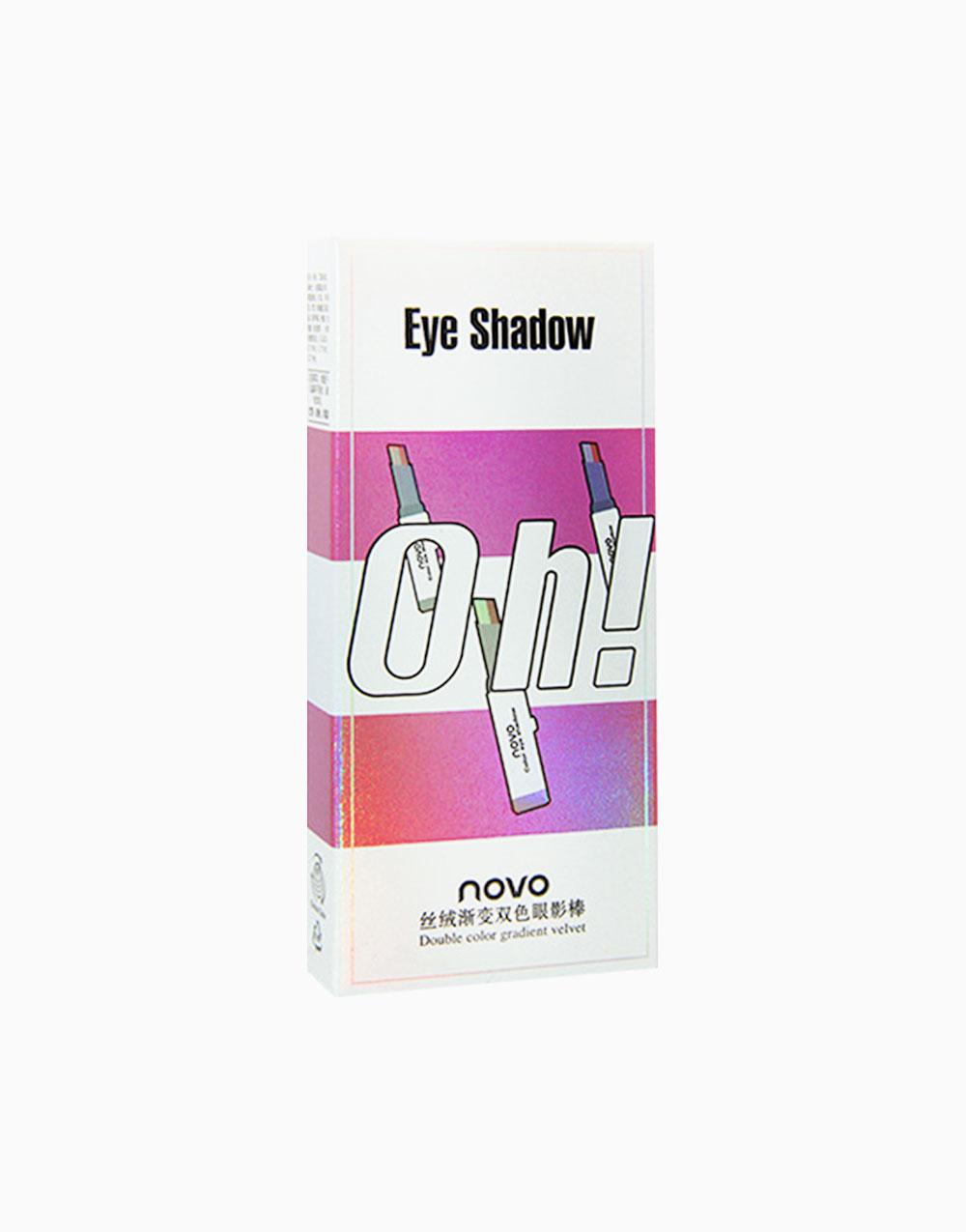 Two Tone Eyeshadow Stick by Novo Cosmetics |