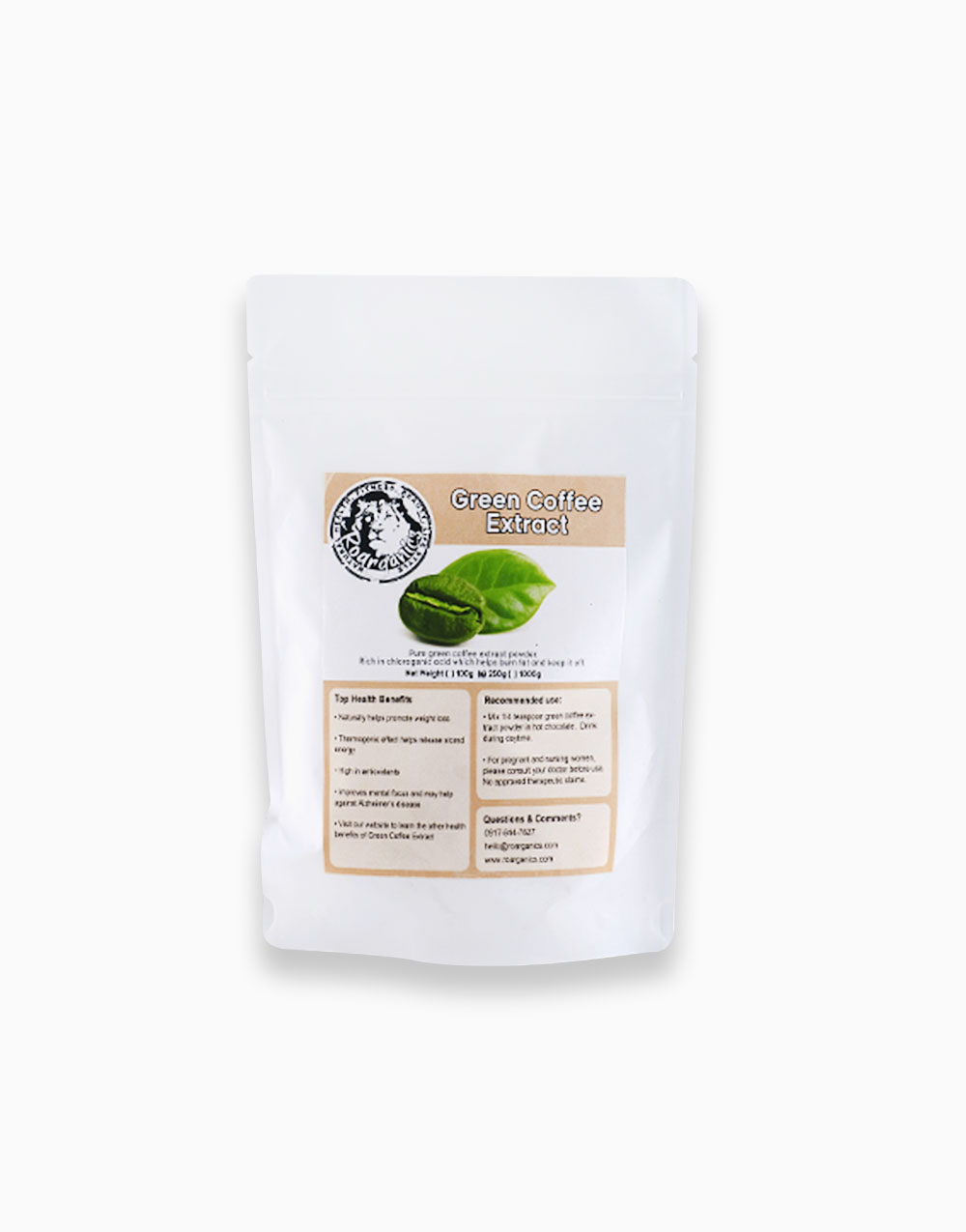 BGC Weight Loss Package by Roarganics