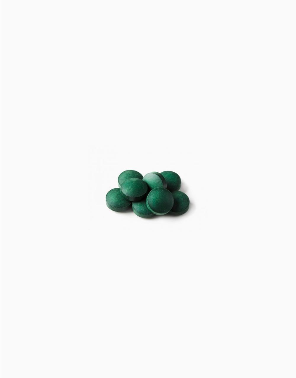 Spirulina Tablets 250mg (1000 tablets) by Roarganics