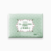 Green Tea Absorbing Paper by Rorec