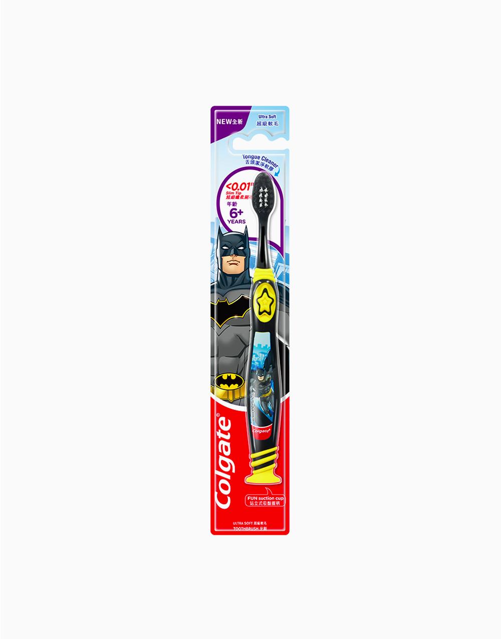 Colgate Kids Toothbrush Batman (Ultra Soft) by Colgate