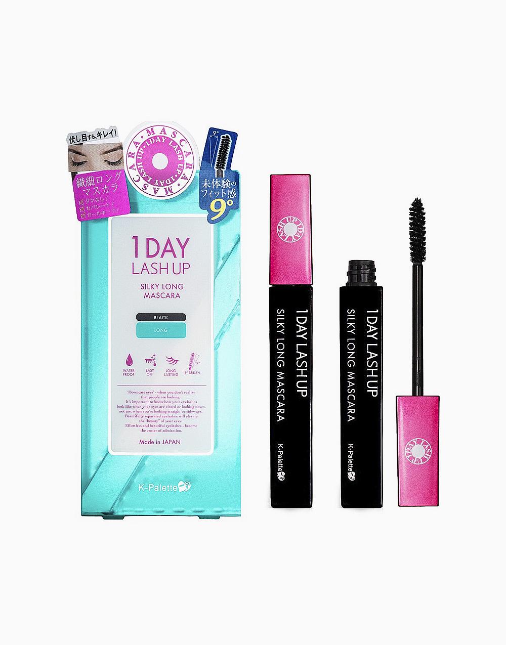 1Day Lash Up Mascara by K-Palette | Silky Long