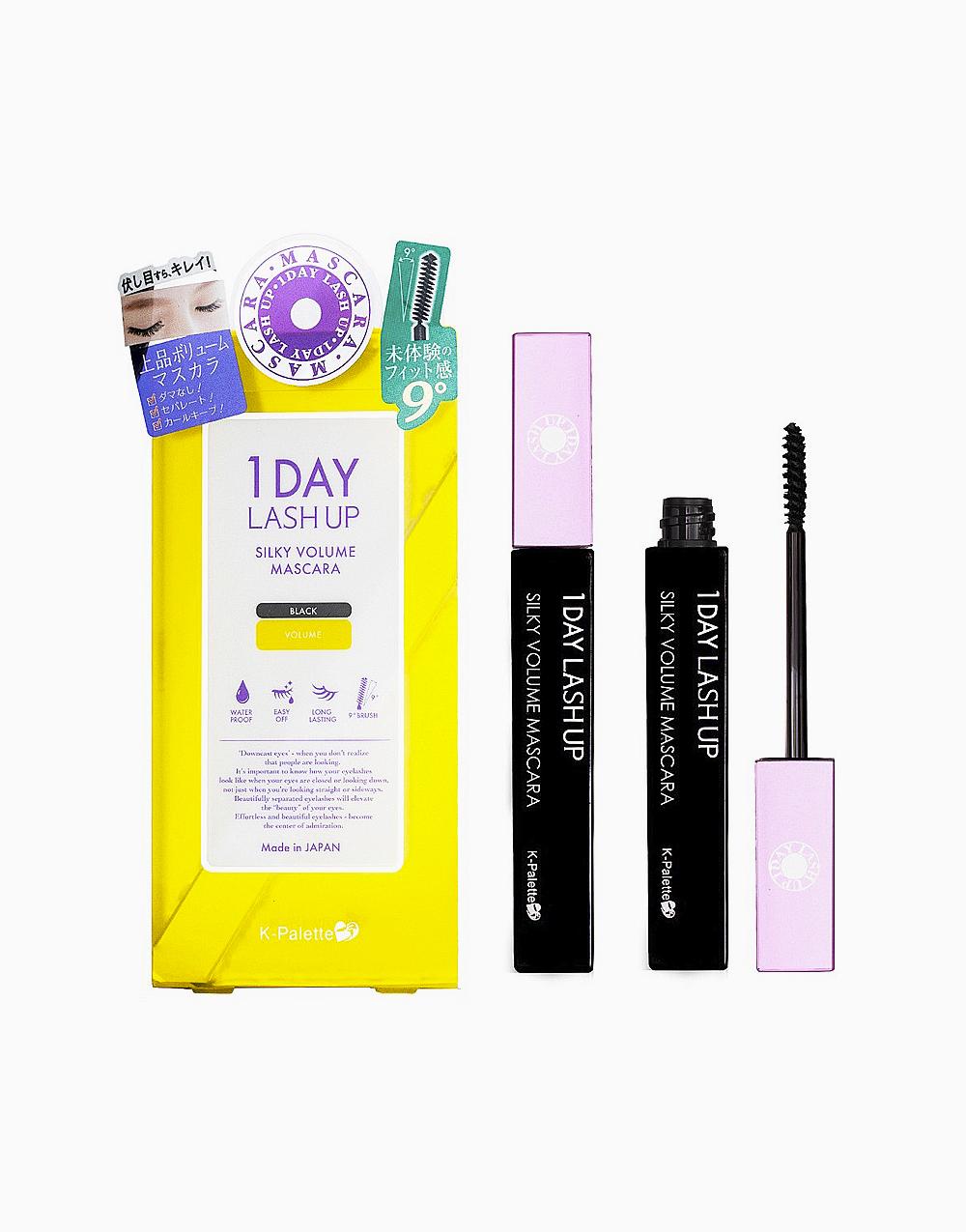 1Day Lash Up Mascara by K-Palette | Silky Volume