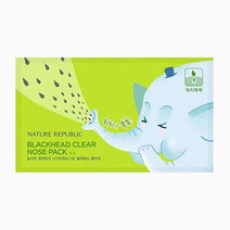 Nature republic blackhead clear nose pack %281ea%29