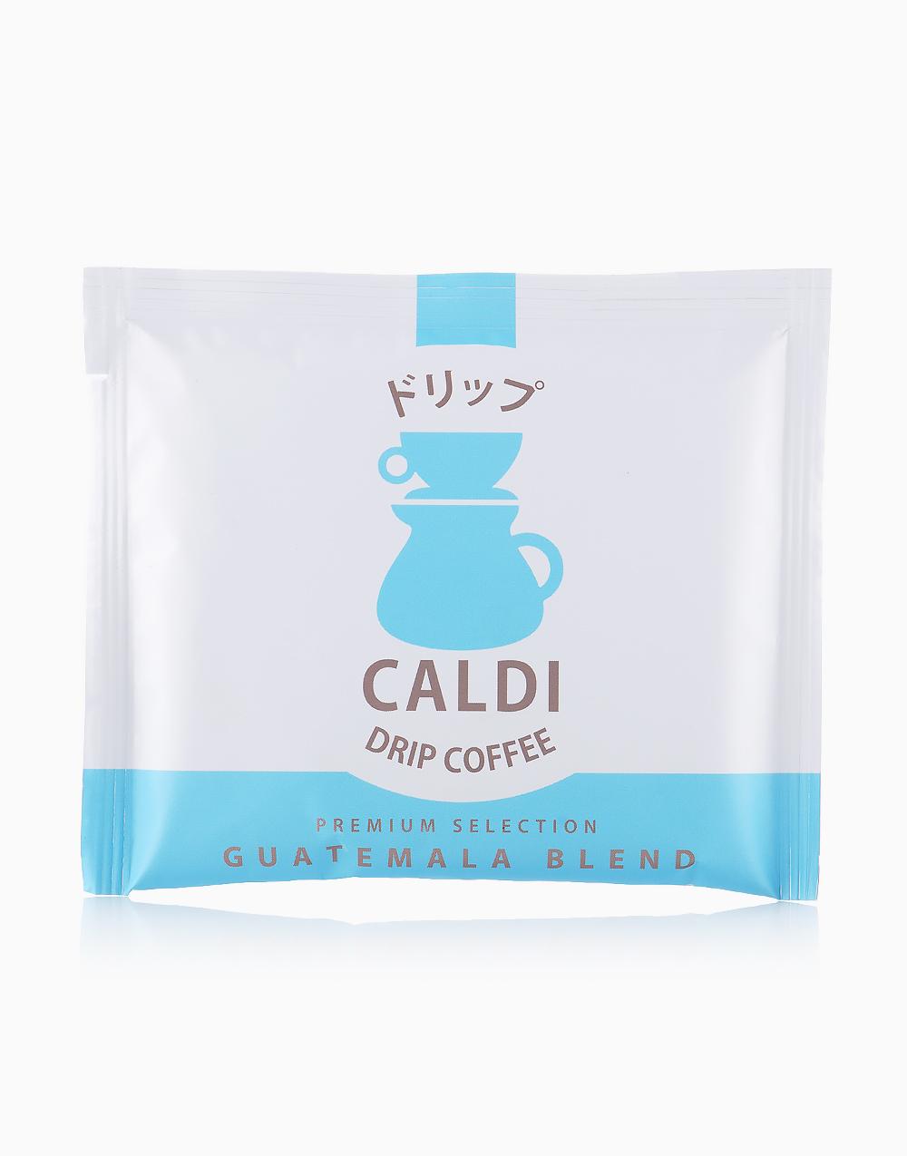 Drip Coffee Guatemala Blend Box (7 Packs) by Caldi