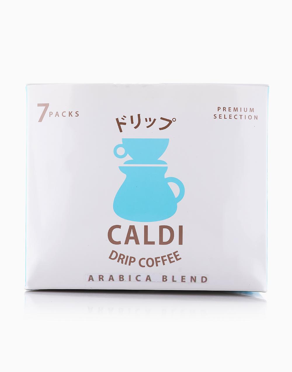 Drip Coffee Arabica Blend Box (7 Packs) by Caldi