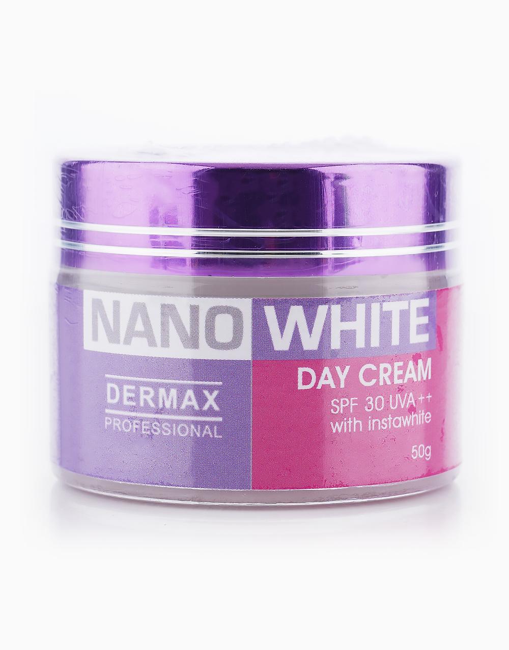 NanoWhite Day Cream with SPF 30 UVA +++ (50g) by Dermax Professional
