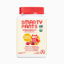 Organics Kids Formula Multi and Omega 3s Probiotics for Digestion Vitamin D3 for Bones Vitamin B12 for Energy  by Smarty Pants