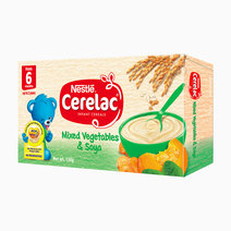 Cerelac mixed veg 120g