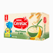 Cerelac wheat banana 120g