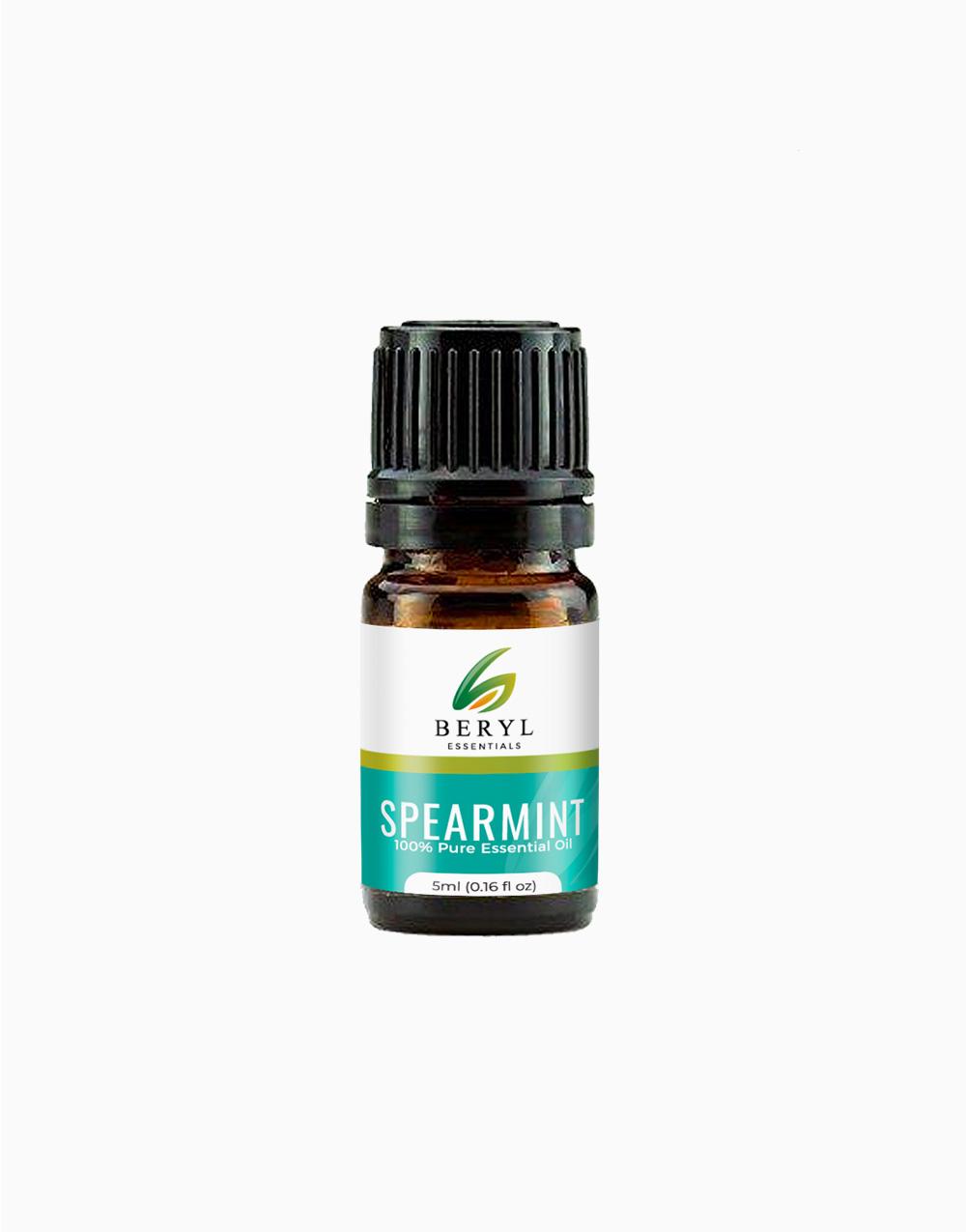 Spearmint Essential Oil by Beryl Essentials