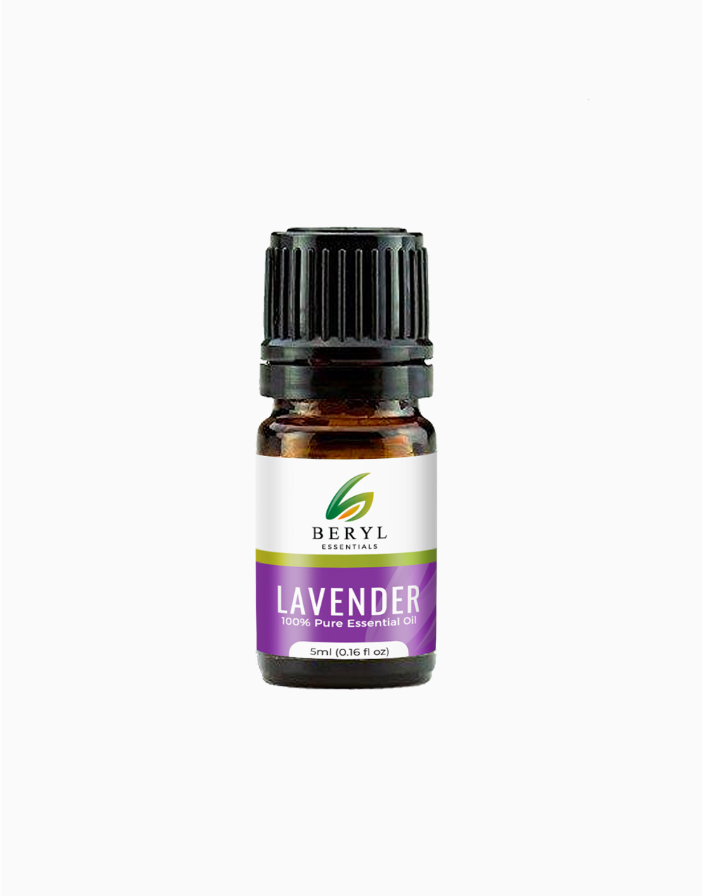 Lavender Essential Oil (5ml) by Beryl Essentials