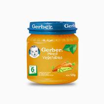 Gerber mixed vegetables